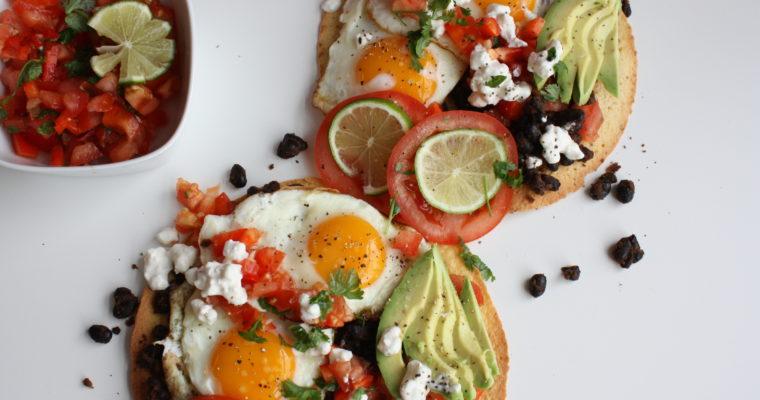 Huevos Rancheros – meksikansk frokost