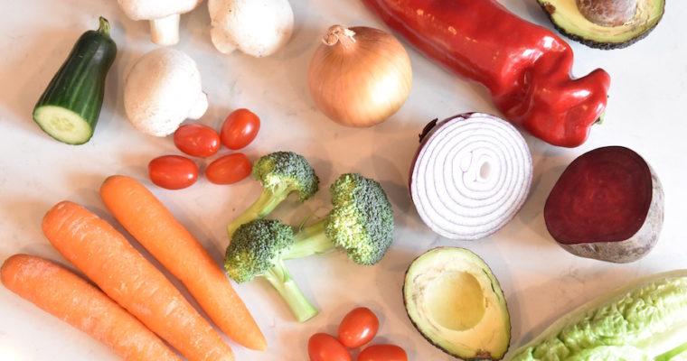 Fire måter å få i seg grønnsaker på