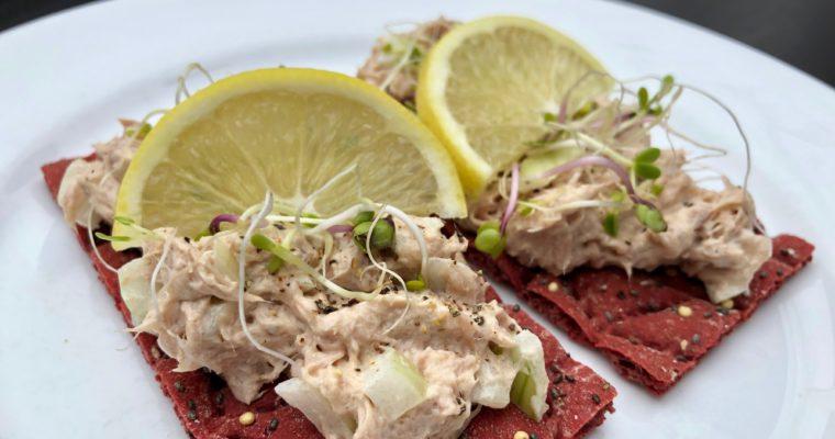 Enkel og smakfull tunfisksalat